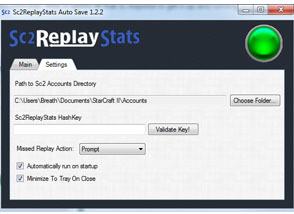 Automatic Upload Replays